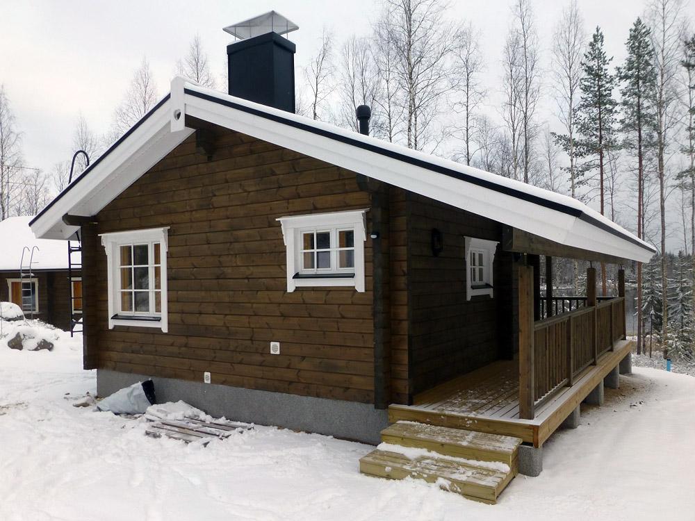Hirsitalo Suomessa